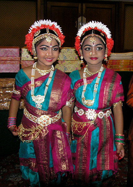 Dancers But Not Twins--India
