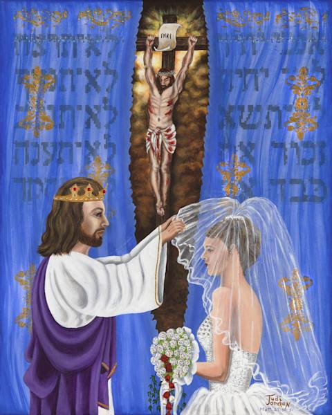 """Unveiled"" by Judi Jordan | Prophetics Gallery"
