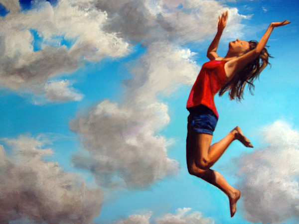 """Freedom"" by Kathy Brusnighan 