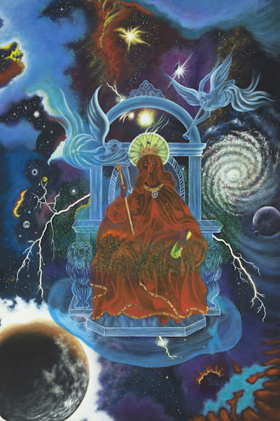 """The Heavens Declare His Glory"" by Judi Jordan | Prophetics Gallery"