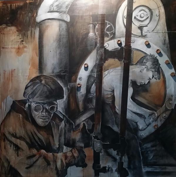 """Integrity"" by Patti Hricinak-Sheets | Prophetics Gallery"