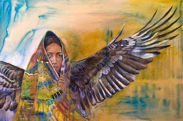 """Revelations"" by Patti Hricinak-Sheets   Prophetics Gallery"