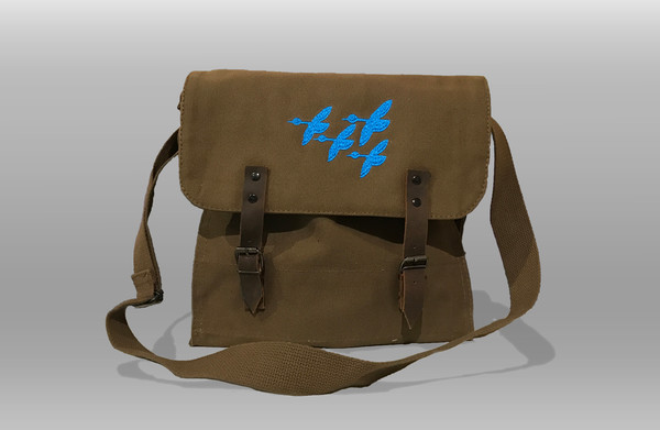 A medic style canvas bag that will change the way that you conquer your day.