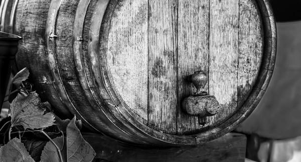 Wine Wooden Wood Old Barrel Keg Drink|Wall Decor fleblanc
