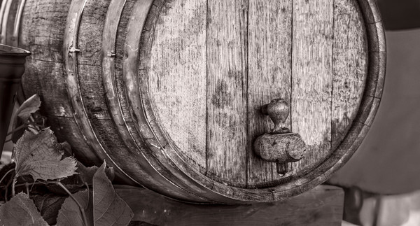 Wine Wooden Wood Old Barrel Rum Decor|Wall Decor fleblanc