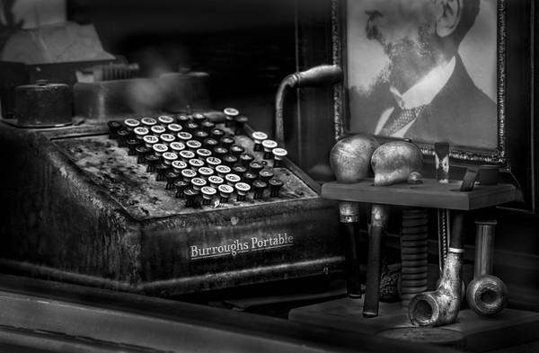 Adding Machine Antique Portable Decor|Wall Decor fleblanc