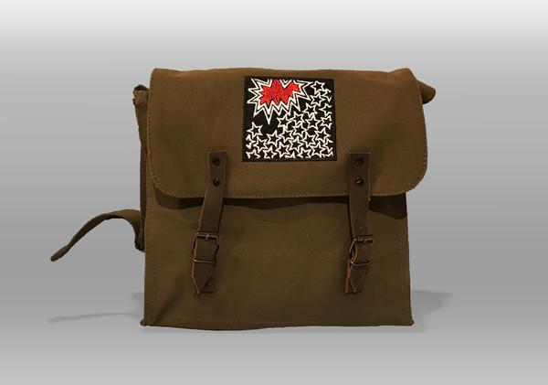 Ka-Pow Medic Bag Geometric Playful Colorful Pattern