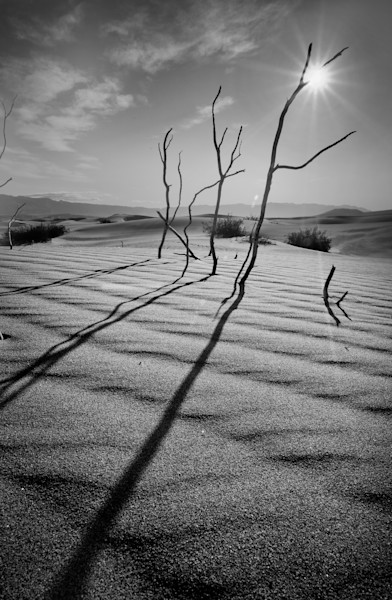 Death Valley Sundial