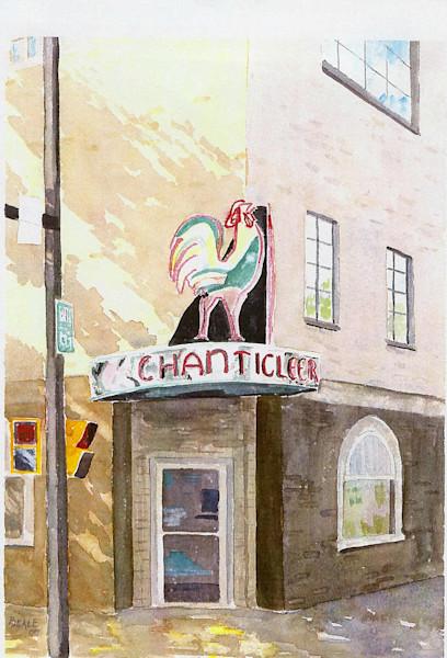 Ithaca's Chanticleer