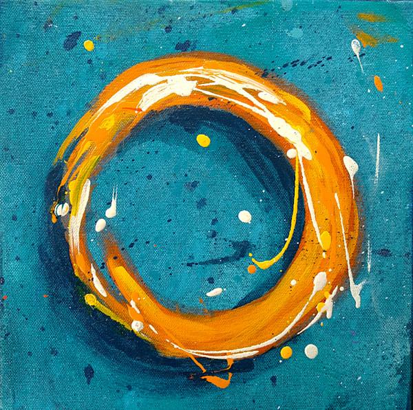 Circle of Life by Christine Nye