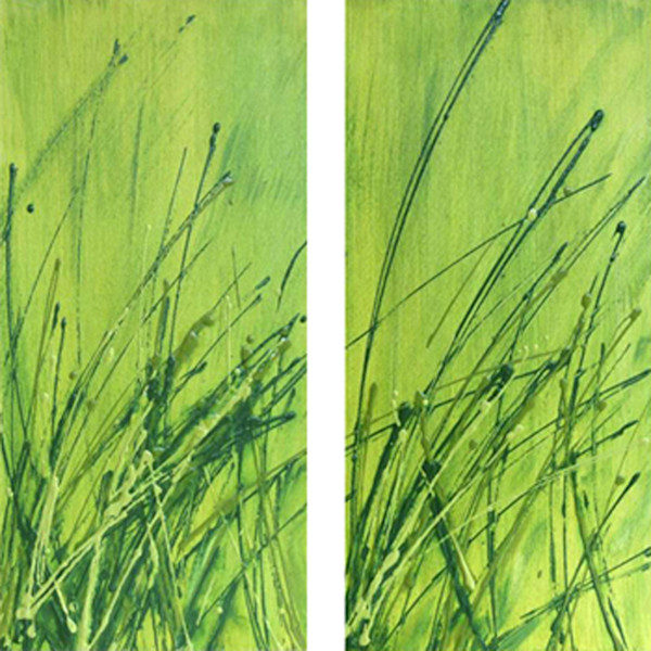 Fields-Diptych