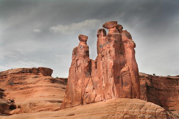 Rock Formation, Utah, USA