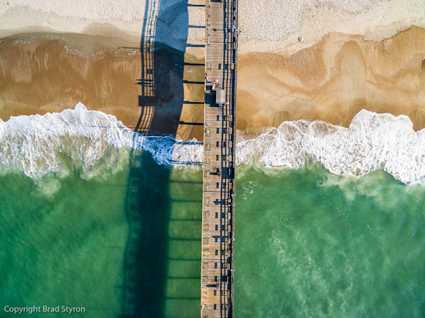 Aerial Photography of the Crystal Coast of North Carolina
