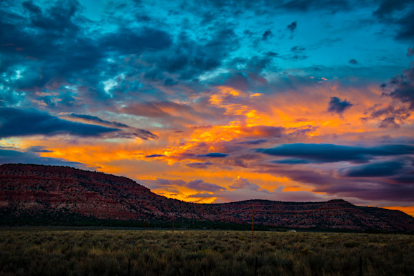 Kanab Sunset #2 Fine Art Photograph | JustBob Images