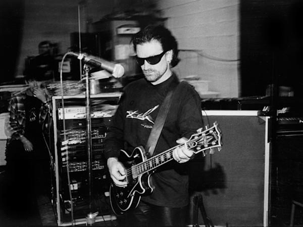 Bono, In The Studio No. 3 Limited Edition Print