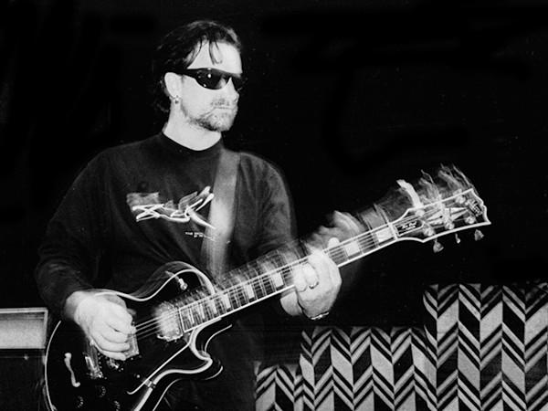Bono, In The Studio No. 2 Limited Edition Print