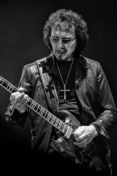 Tony Iommi, Black Sabbath Limited Edition Print