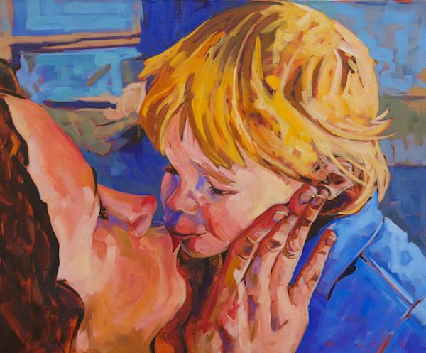 Mother's Love by Matt McLeod. Buy Fine Art Prints at Matt McLeod Fine Art Gallery