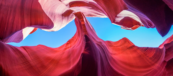 Eagles Nest, Arizona Slot Canyons Fine Art Print