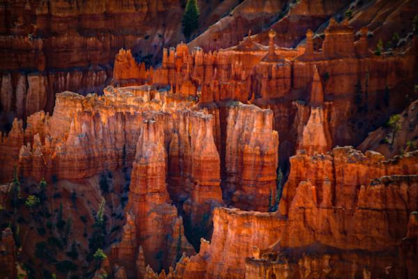 Sunrise in Bryce Canyon Fine Art Photograph by Robert Lott