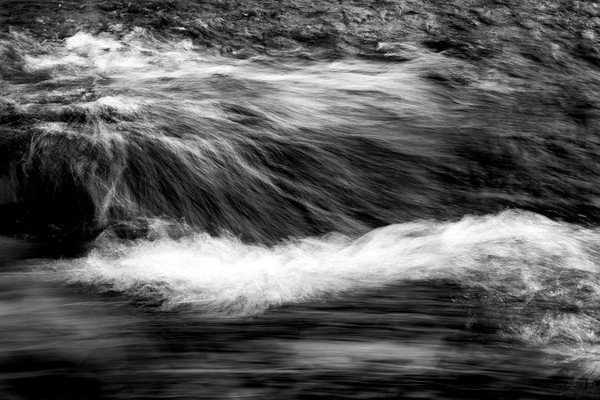 Moving Water Study #7
