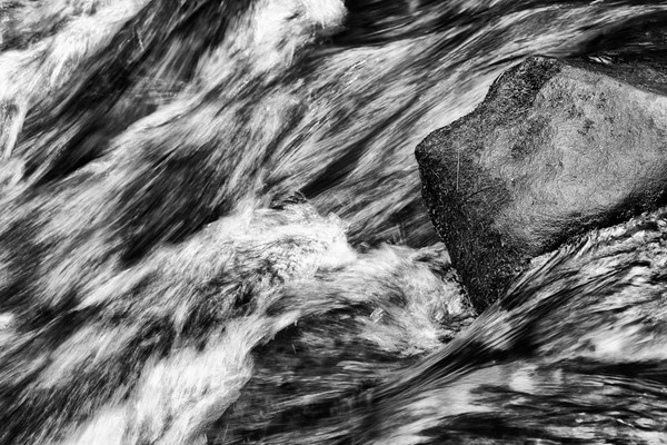 Moving Water Study #12