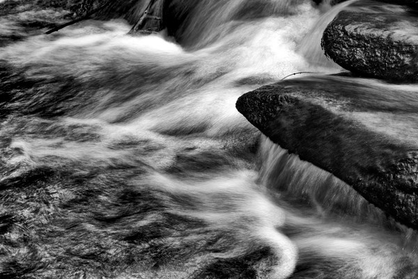 Moving Water Study #14