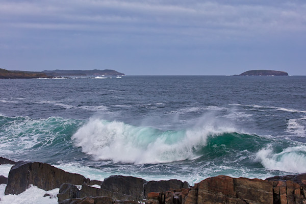 Tors Cove Wave