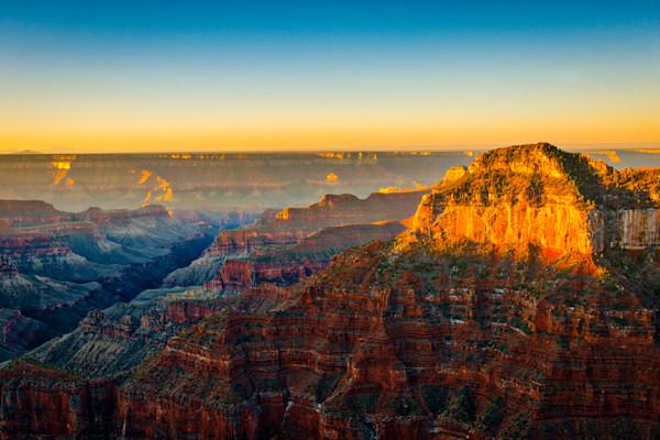 Grand Canyon North Rim #2 Fine Art Photograph by Robert Lott