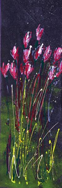 dancing-tulips-1, purple, diptych, dancing, tulips