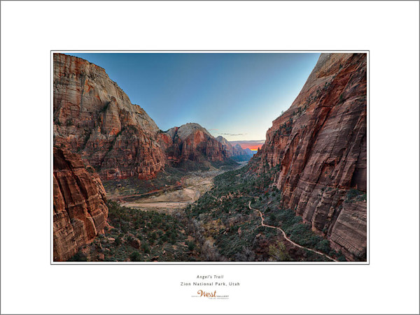 Angel's Trail Poster