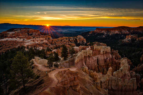 Bryce Canyon Sunrise Fine Art Photograph | JustBob Images