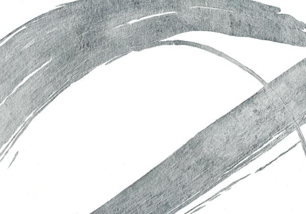 Silver Wave IV by Karen Mayer | SavvyArt Market art print