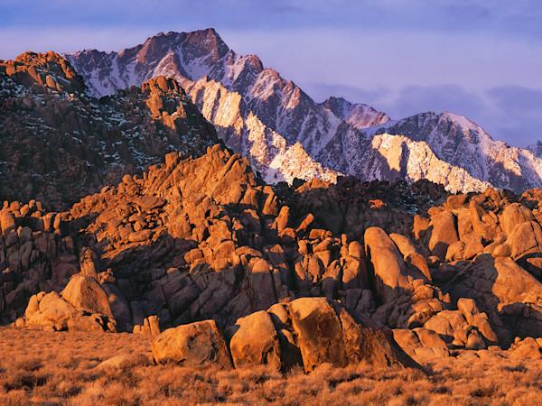 lone pine peak alabama hills