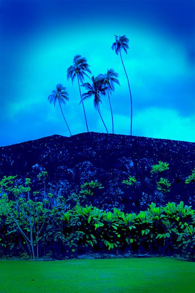 Sacred Maui Mountain