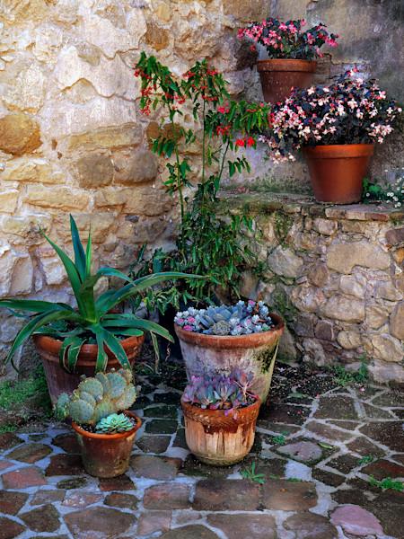 San Juan Courtyard