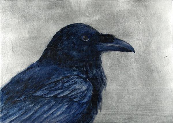 Britton- Raven Portrait