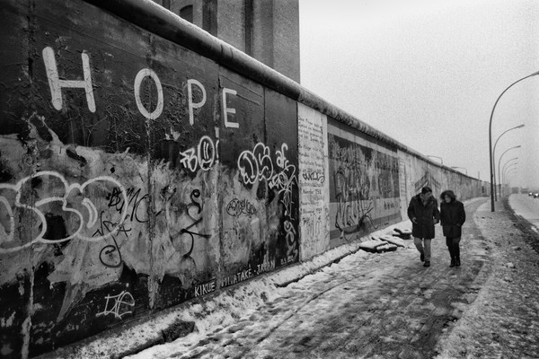 Berlin Wall Hope, Berlin, Germany