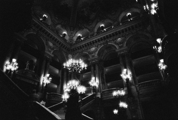 L Opera National de Paris, France