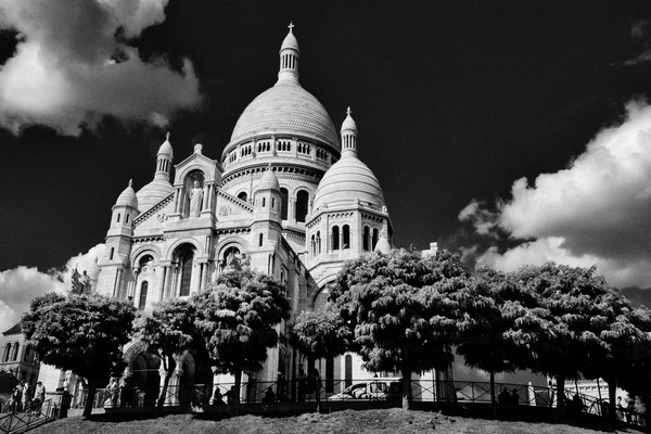 La Basilique du Sacré-Coeur Montmartre Paris