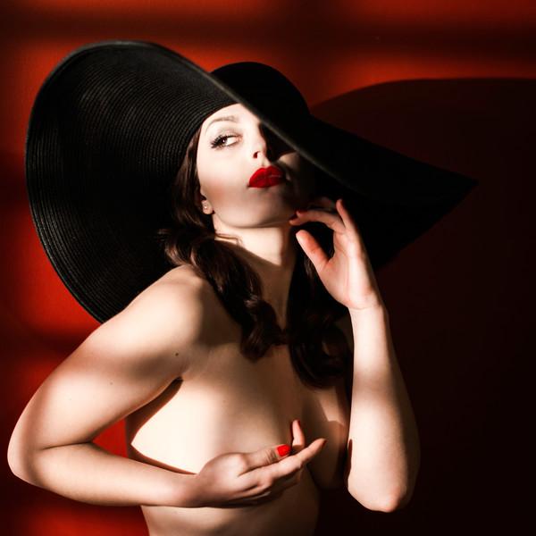 Anastasia Arteyeva Red Fatale