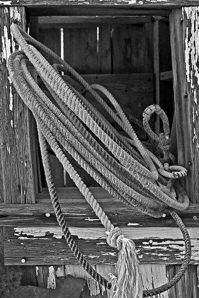Lariat Old line cabin in Arizona