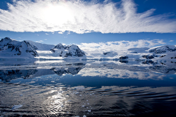 Peace in Antarctica, Melchior Island, Antarctica