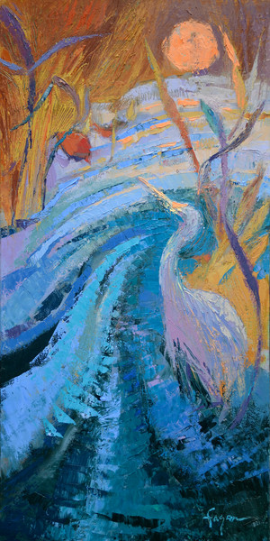 Coming to the River ~ New Art Collection by Dorothy Fagan