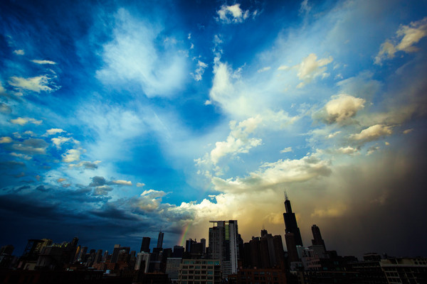 Remembering Blue Skies, Chicago