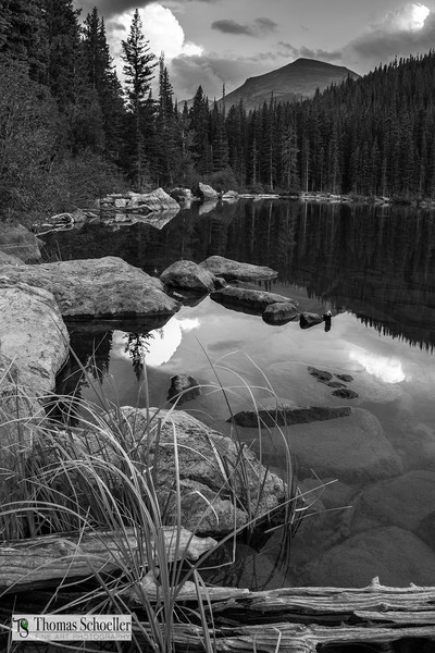 Fine art photography decor prints/Bear Lake RMNP