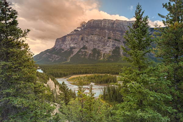 Banff Hoodoos Photograph for Sale as Fine Art.