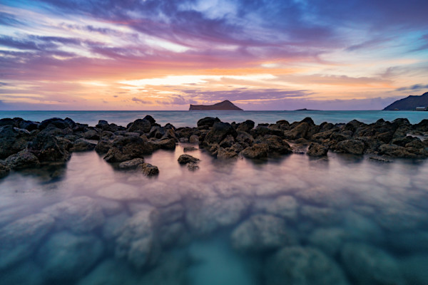 Hawaii Photography | Pahonu Fishpond by Peter Tang