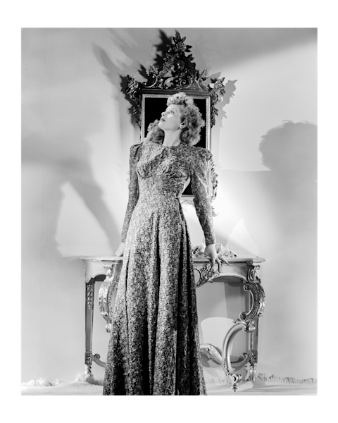 Lucille Ball, Black and White
