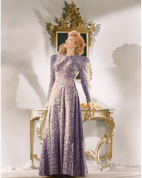 Lucille Ball, Color
